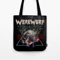The Werewurf Band Tote Bag