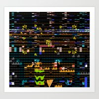 Worse That This Cannot B… Art Print