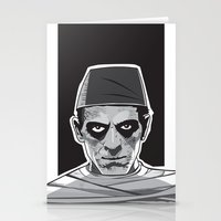 Imhotep Stationery Cards