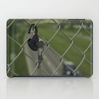 The Love Fence iPad Case