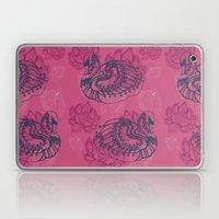 Hamsa, the swan Laptop & iPad Skin
