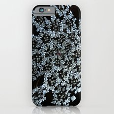queen anne lace iPhone 6 Slim Case
