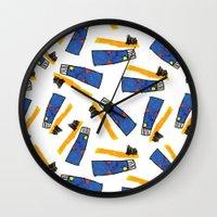 responsible kids II Wall Clock