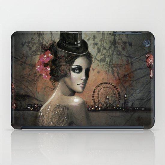 Dawn in Autumn iPad Case