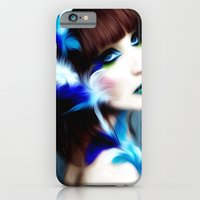 Feathered Beauty iPhone 6 Slim Case