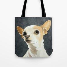 KC the Dog Tote Bag