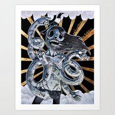 735U5 Art Print