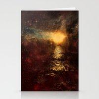 Italian Sunset  Stationery Cards