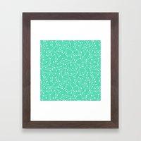 Pattern Project #46 / Co… Framed Art Print