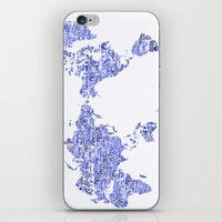 Where Will You Make Your… iPhone & iPod Skin