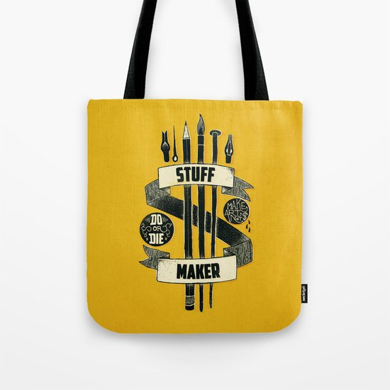 Stuff Maker Tote Bag