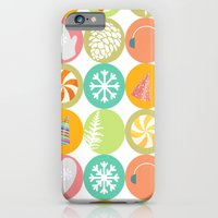 iPhone & iPod Case featuring Happy Holidays  by Sreetama Ray