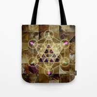 Divine Earth Tote Bag