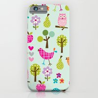 iPhone & iPod Case featuring In The Woods by shiny orange dreams