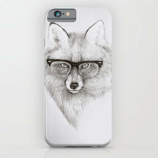 Fox Specs iPhone & iPod Case