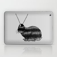 Fuzzy Reception Laptop & iPad Skin