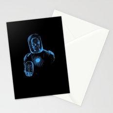 Super Hero 10 Stationery Cards