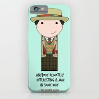 The Seventh Doctor iPhone 6 Slim Case