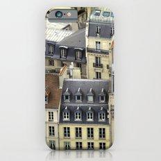 Paris Rooftop #2 iPhone 6 Slim Case