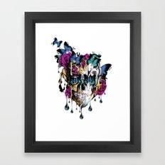 Flomo Framed Art Print