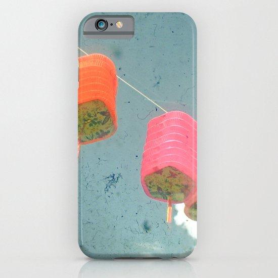 Lanterns iPhone & iPod Case