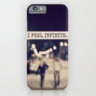 I Feel Infinite iPhone 6 Slim Case