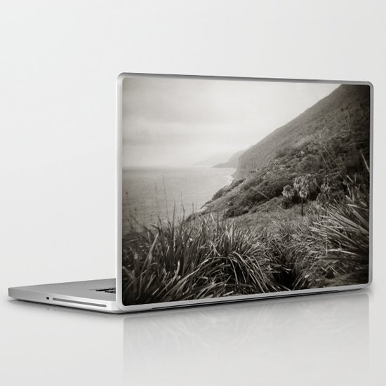 { the earth we walk on } Laptop & iPad Skin