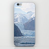 Glacier View iPhone & iPod Skin