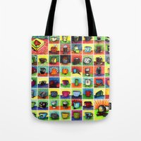 The Daily Coffee Poster Tote Bag