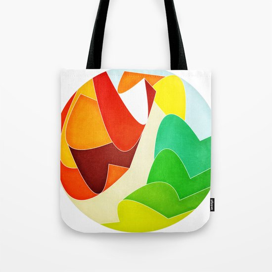 Dream Your Path Tote Bag