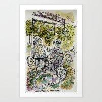 Un Espresso Per Favore (… Art Print