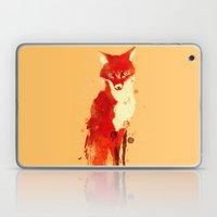 The fox, the forest spirit Laptop & iPad Skin