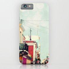 Colorful Buildings of Old San Juan, Puerto Rico iPhone 6s Slim Case