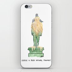 George W. Bush National Monument iPhone & iPod Skin