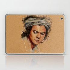 H tan paper Laptop & iPad Skin