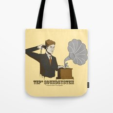 TEP Soundsystem* Tote Bag
