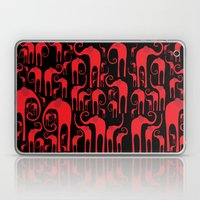 Elephant Herd Laptop & iPad Skin