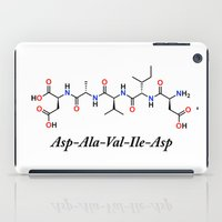 David - Alphabet Of Life iPad Case