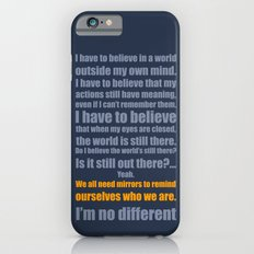 We All Need Mirrors iPhone 6 Slim Case