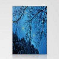 Winter's Bite. Stationery Cards