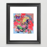 PROMOTION Framed Art Print