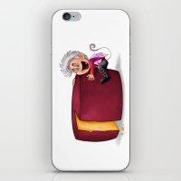 Tea Time Treats - Dormouse iPhone & iPod Skin