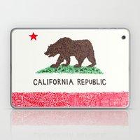 The California Republic Laptop & iPad Skin