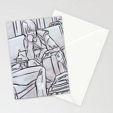 SUBWAY 2 Stationery Cards