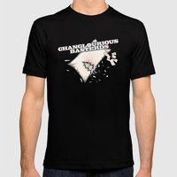 Changlourious Basterds Mens Fitted Tee Black SMALL