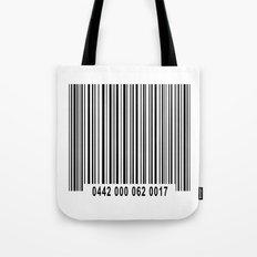Barcode #1 Tote Bag