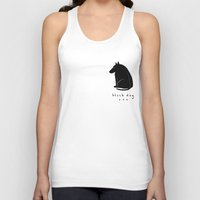 BLACK DOG Unisex Tank Top