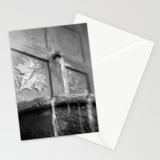 Distant Fall Stationery Cards