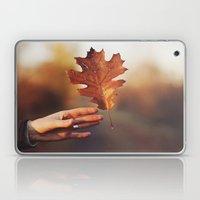 Catching a bit of Autumn Laptop & iPad Skin