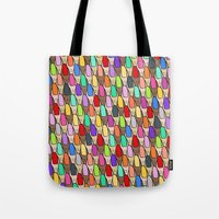 Nails Did - Rainbow Tote Bag